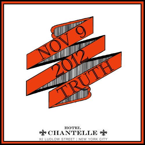 DJ Truth Hotel Chantelle Nov 9th